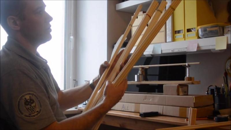Выбор деревянных древок