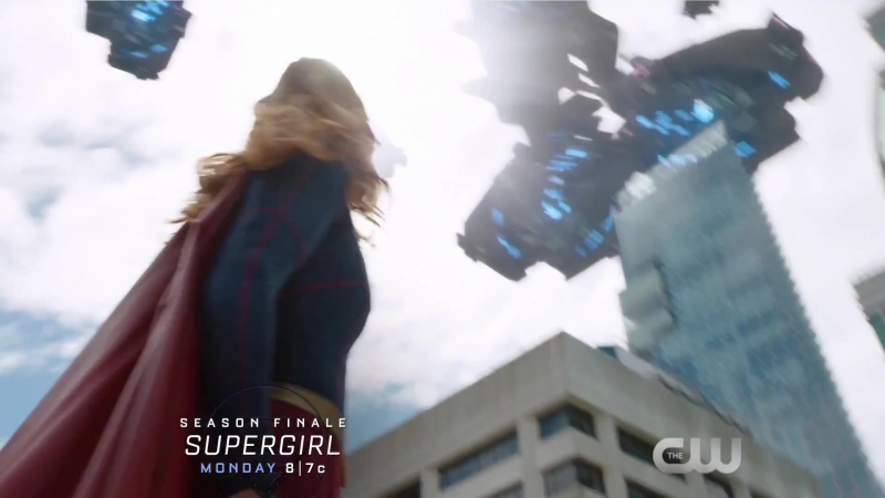 "Супердевушка ¦ Супергерл ¦ Supergirl - 2 сезон 22 серия Промо ""Nevertheless, She Persisted"" (HD) Season Finale"