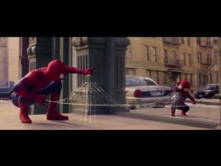 Человек-паук в детстве )