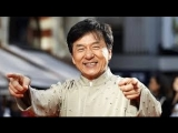 Jackie Chan High Kick with roll