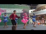 Выступление детской школы танцев на Празднике День Знаний