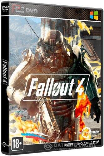 Fallout 4 [v.1.8.7.0.1 + 6 DLC] (2015) PC | RePack от Decepticon