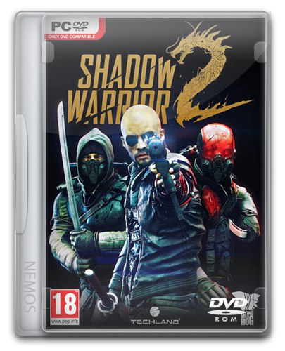 Shadow Warrior 2: Deluxe Edition [v.1.1.7 u9] (2016) PC | RePack от =nemos=