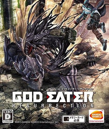 God Eater: Resurrection (2016) PC | Лицензия