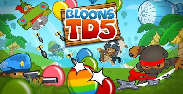 Bloons TD 5 (2014) PC   Repack от Pioneer