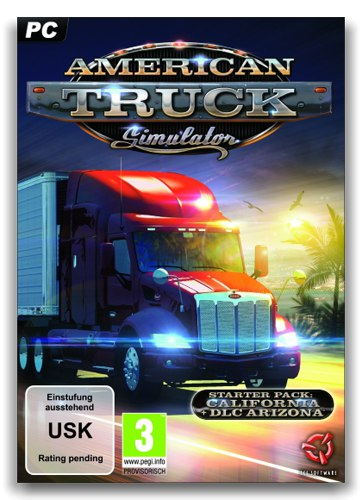 American Truck Simulator [v1.4.4.2s + DLC] (2016) PC | RePack от =nemos=