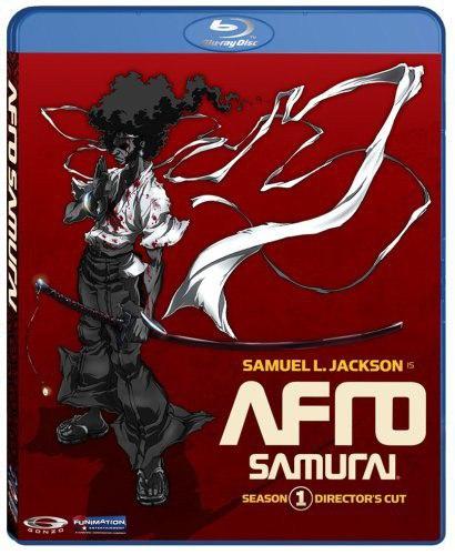 Афро Самурай / Afro Samurai [TV] [5 из 5] [без хардсаба] [RUS]