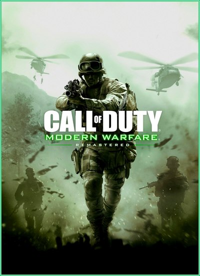 Call of Duty: Modern Warfare - Remastered (2016) PC | Steam-Rip от Fisher