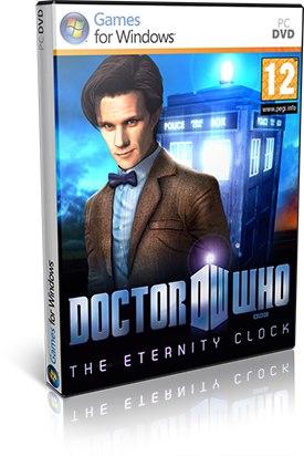 Doctor Who: The Eternity Clock [Update 1] (2012) PC | RePack от qoob