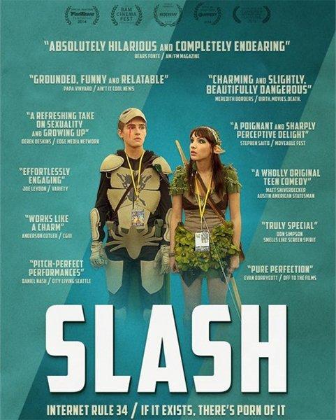 Слэш / Slash (2016) WEB-DLRip | L