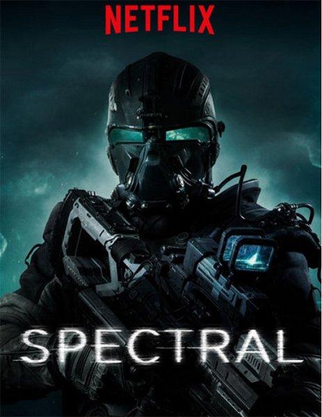 Спектральный анализ / Spectral (2016) WEBRip | L