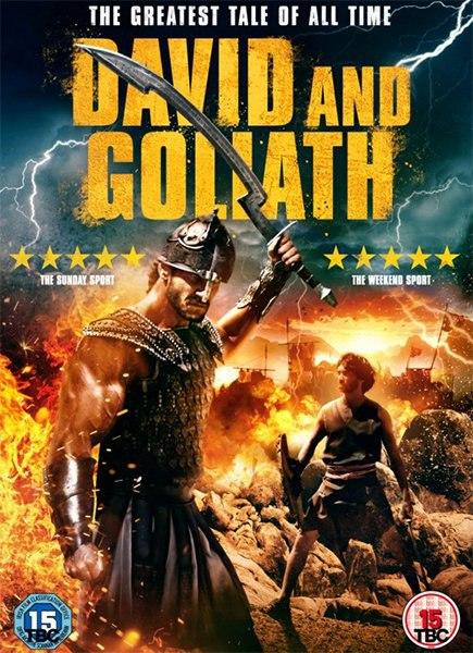 Давид и Голиаф / David and Goliath (2016) HDRip | L