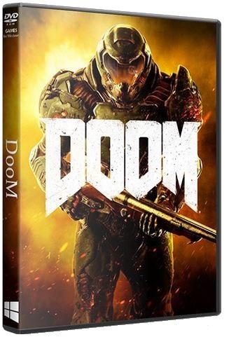 Doom [Update 5] (2016) PC | RiP от Decepticon