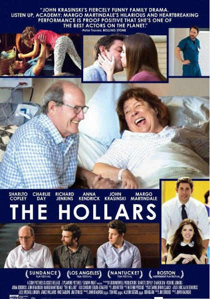 Холлеры / The Hollars (2016) HDRip | L