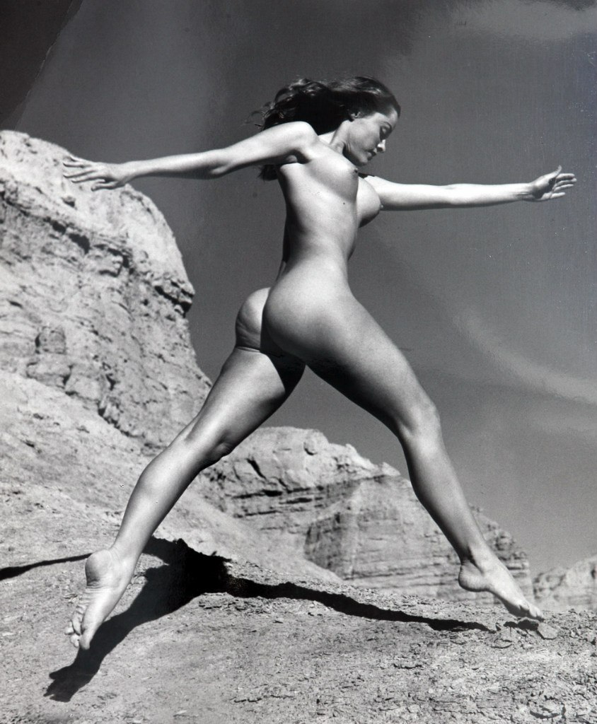 Postcard Nude Risque Sexy Girl Topless