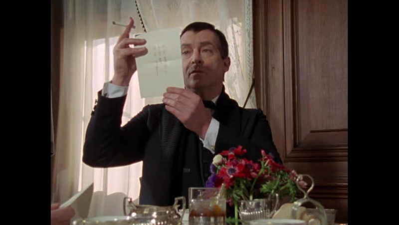 Возвращение Шерлока Холмса.Собака Баскервилей(Англия.Детектив.1988)