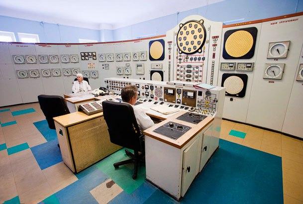 Музей первой в мире АЭС Обнинск, Калужская область
