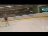 Ледовая арена в Мичуринске работает с утра до глубокой ночи