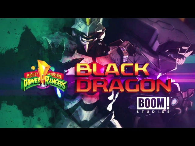 Power Rangers: Legacy Wars (MMPR) Black Dragon (Moveset)