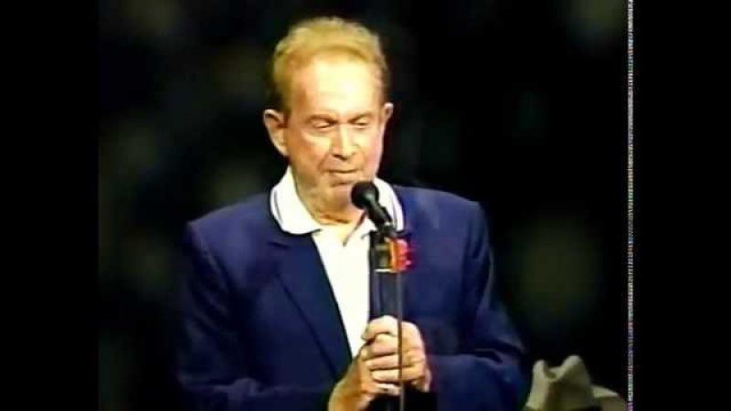 Charles Trénet Au Théâtre Capitole de Québec en 1993