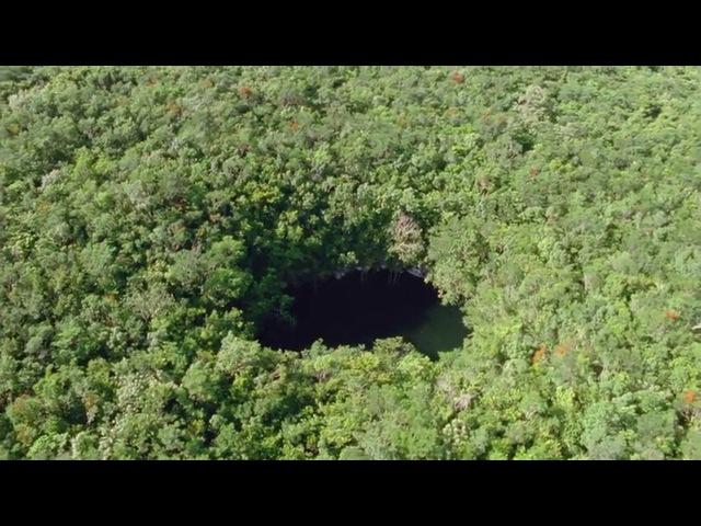BBC Планета Земля Пещеры