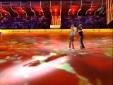 Юлия Ковальчук Роман Костомаров  Высоцкий ice age 3