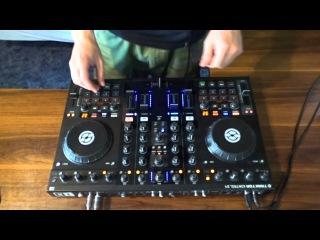 Quadruple Dubstep Mashup Mix - Traktor Kontrol S4 (Mixed by Flowicz)