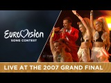 Kenan Dogulu - Shake It Up Shekerim (Turkey) Live 2007 Eurovision Song Contest