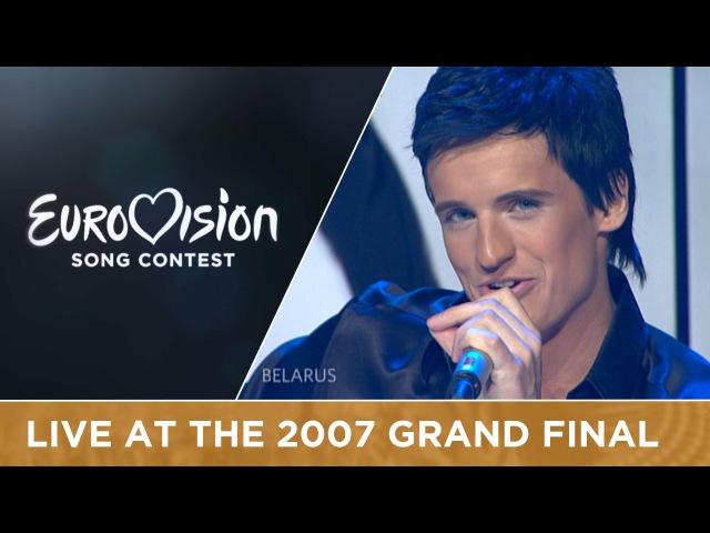 Dmitry Koldun - Work Your Magic (Belarus) Live 2007 Eurovision Song Contest