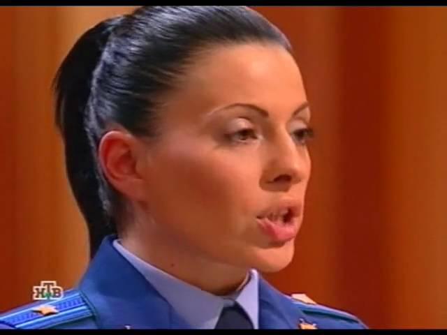 Суд присяжных. Главное дело. Плохой гаишник (НТВ, 29.05.2010)