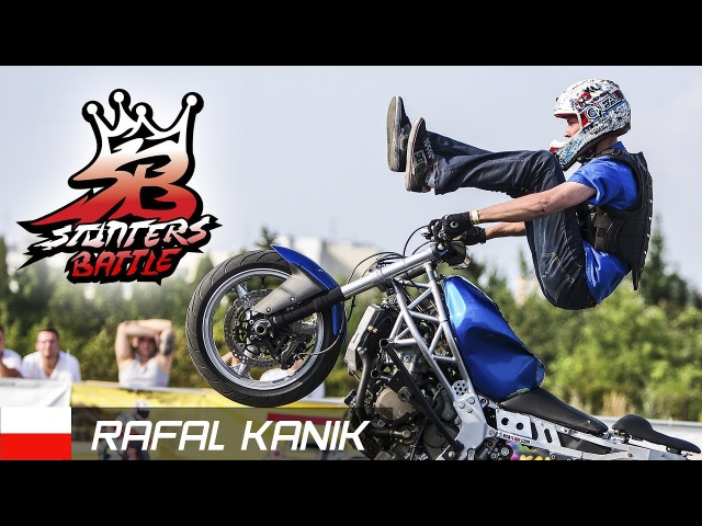 3d Place Rafal Kanik Stunters Battle 2017