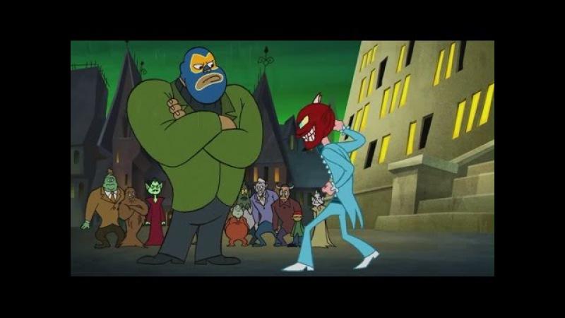 Захватывающий мир Эль СуперБисто (перевод Orval 12) (The Haunted World of El Superbeasto)