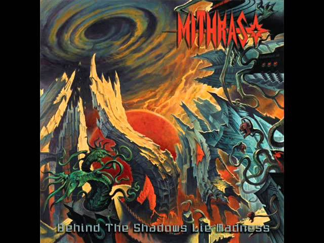 Mithras - The Beacon Beckons / Thrown Upon the Waves