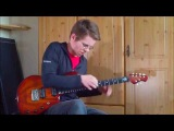 Instrumental Guitar Song #5 By Ryan Smith (With Hard Rock Power Ballad Backing Made By Vito Astone)