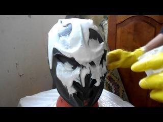 как сделать силиконовую копию - Ghost Cyborg (Киборг призрак)