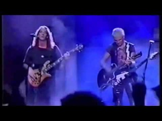 Scorpions - Veter Peremen/Wind Of  Change ( Live In Moscow 1997)