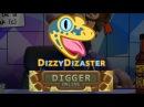 Dizzy gets LOST in Digger Online (Копатель Онлайн)