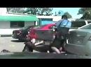 Police Dashcam Captures Fatal Shooting Of Car Burglary Suspect