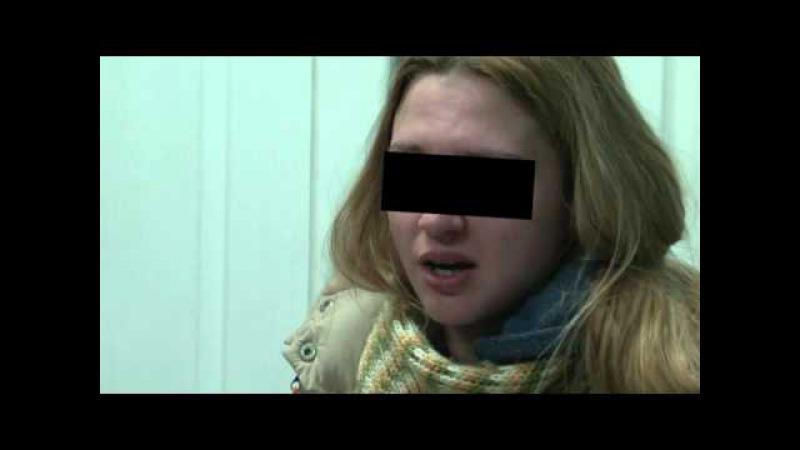 Психически больная девушка устроила скандал в больнице — Патрульные, 15.03