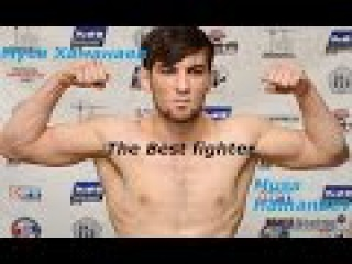 Лучший боец Муса Хаманаев Подборка лучших моментов боев The Best fighter Musa Hamanaev