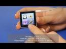 Обзор мультимедиа плеера Apple iPod nano 6Gen