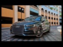2016 Audi S3 Sedan - 300hp, Daytona gray pearl effect