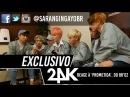24K reage à 'Prometida', do Br'oz