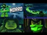 LEGO ninjago MORRO Monster tribute, new season Moro series and part Лего ниндзяго