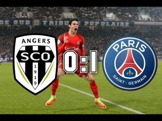 Обзор матча Анже 0:1 ПСЖ   Финал кубка Франции   ANGER vs PSG   HIGHLIGHTS