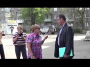 Претендент в мэры показал как надо разговаривать с народом (18 )