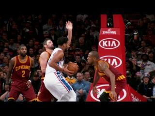 Best of Phantom Cleveland Cavaliers @ Philadelphia 76ers l 11.27.16 #NBANews #NBA