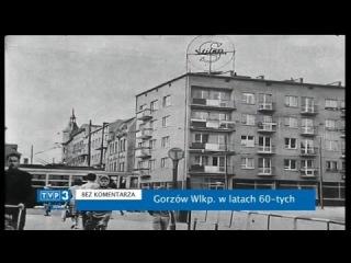Gorzów Wielkopolski w latach 60-tych.