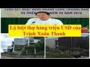 Tin pháp luật Bố đẻ Trịnh Xuân Thanh thừa nhận biệt thự hàng triệu USD trên đỉnh núi Tam Đảo