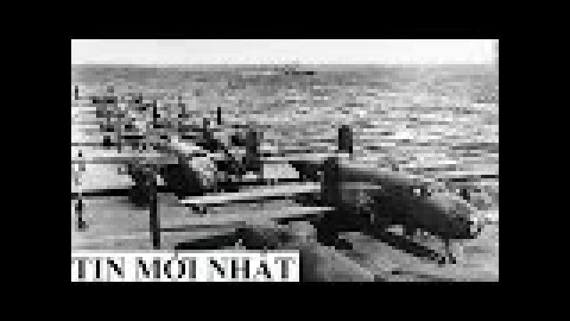 Giải mật cuộc không kích của Mỹ trả thù Nhật Bản rửa hận Trân Châu Cảng - Tin Mới Nhất